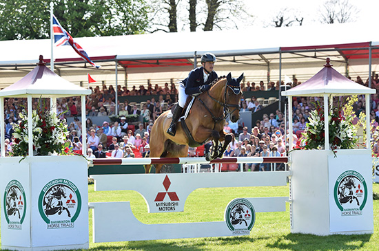 Michael Jung jump win