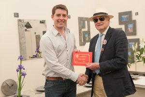 Trade Stand Winners 2016; Handmade in Cornwall
