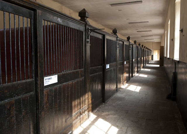 Badminton Stables