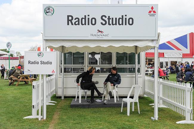 Badminton Radio Studio