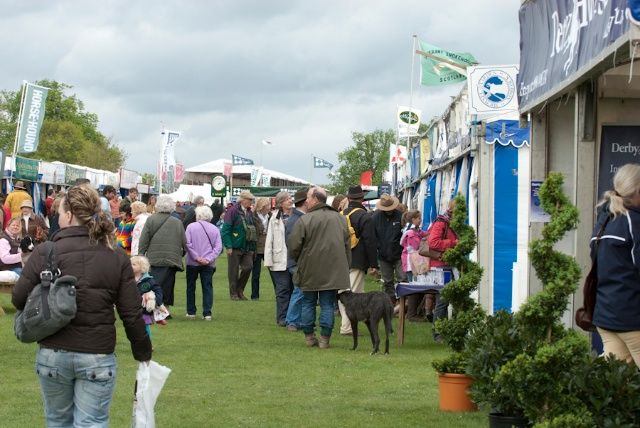 Trade Stands For : Badminton horse trials badminton trade stand development consultant
