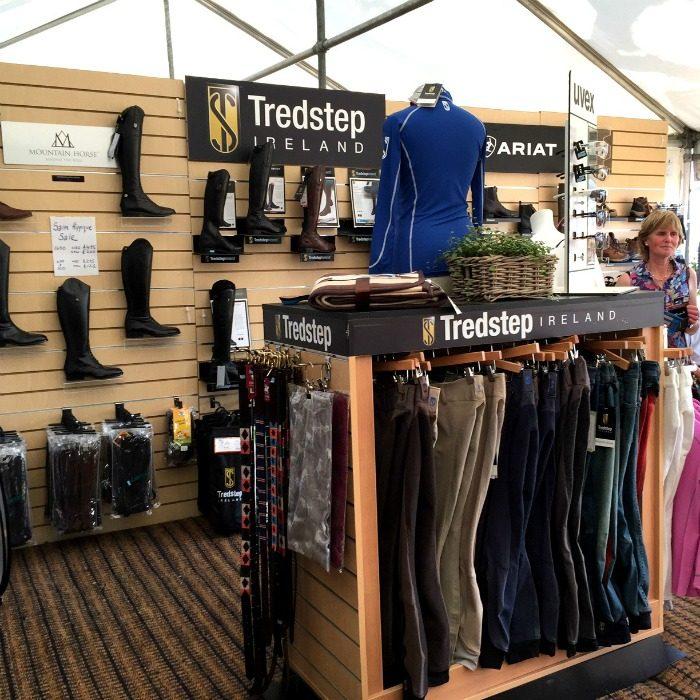 Trade Stands Badminton Horse Trials : Badminton horse trials colne saddlery ltd