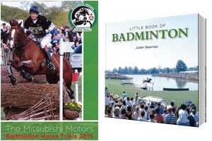 Equestrian Vision Badminton merchandise