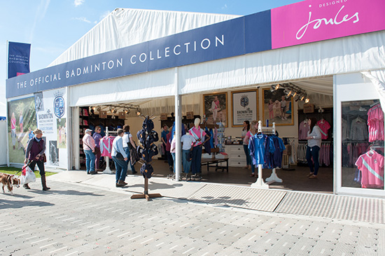 Shop the official Badminton collection from Joules