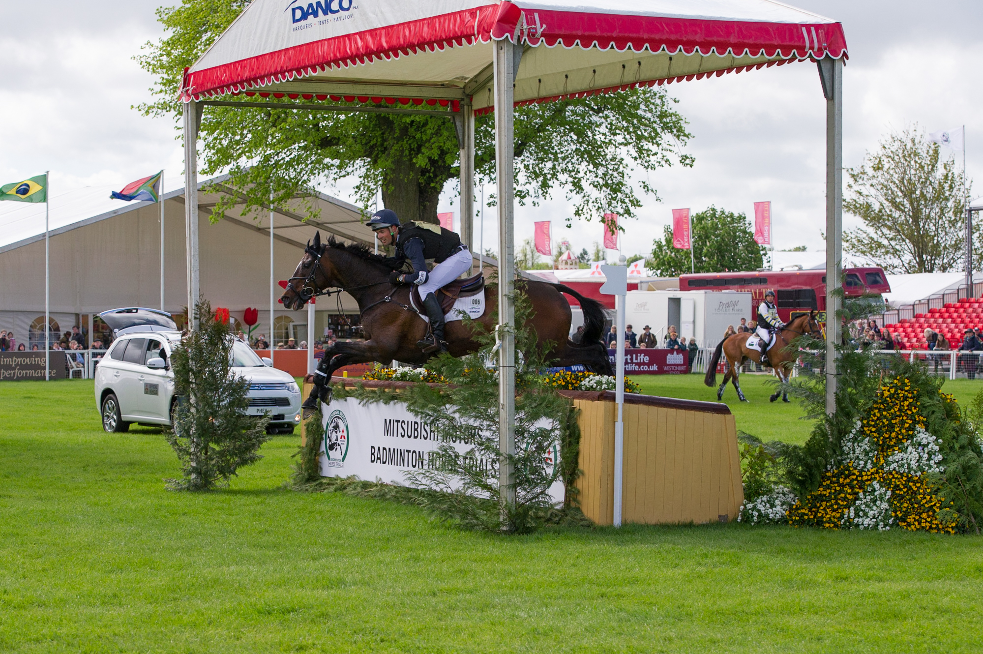 Trade Stands Badminton Horse Trials : Top reasons to visit badminton