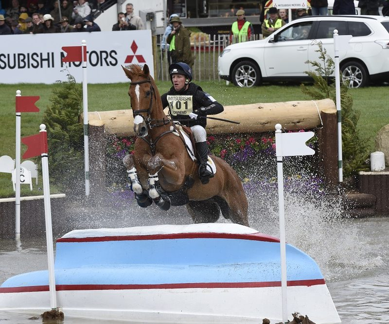 Badminton Horse Trials Oliver Townend Sets His Sights On
