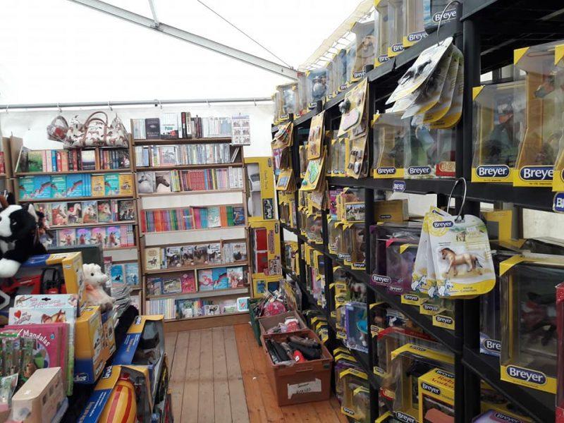 Badminton Horse Trials Equestrian Bookfair Ltd