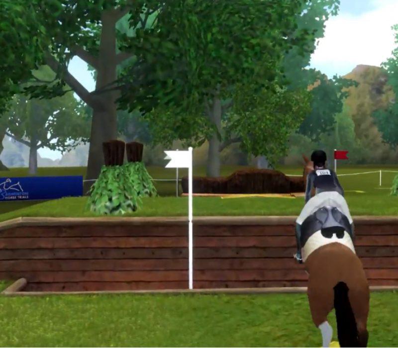 Equestriad at Badminton